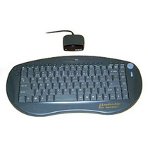 Teclado C/scrool Mouse Goldship 1660 Ps/2
