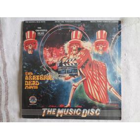 Laserdisc Duplo - The Grateful Dead Movie (jerry Garcia)
