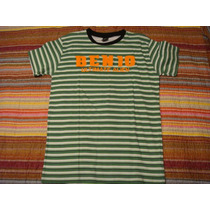 Bem 10 Blusa Camisa Camiseta Menino Listrada Tam. 10 Anos