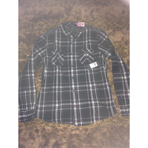 Camisa Casual Para Caballero Guess ,talla Mediana Nueva 990$