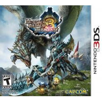 Monster Hunter 3 Ultimate 3ds Nuevo Entrega Inmedia Citygame