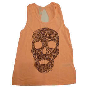 Musculosa Mujer 47 Street Salmón
