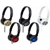 Auricular Sony Mdr-zx300 Vincha Plegable - 6 Colores.