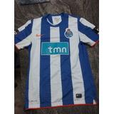 Camisa Porto Fcp Portugal 2012 P Original Nike Pouco Usada