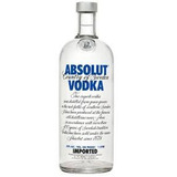 Vodka Absolut Blue 750 Cc