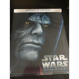Star Wars Return Of The Jedi Edition Steelbook Blu-ray