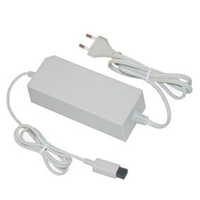 Fonte De Energia Bivolt 100v 220v Nintendo Wii Ac Adaptador