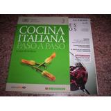 Cocina Italiana, Gourmet, Casera + Revista De Vinos De Regal
