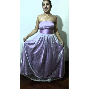 Vestido De Festa Debutante Ou Formatura