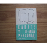 Karate Y Defensa Personal-ilust-aut-daeshik Kim-edi-pax-hm4