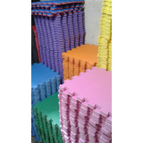 Pisos Goma Eva 1x1x23mm-fabricante Directo/entrega Inmediata