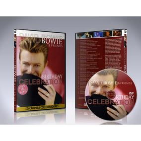 Dvd David Bowie & Friends - Birthday Celebration