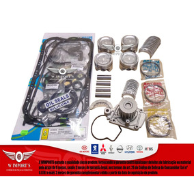 Kit Retífica Motor Civic 1.6 16v 95/99 D16y7