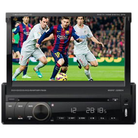 Estereo Napoli Dvd-tv 7968 Digital Gps
