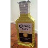 Piñata Artesanal Adultos Cerveza Corona - Heineken - Tequila