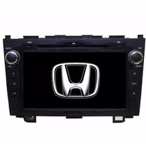 Kit Central Multimidia Dvd Gps Tv Honda Crv Espelhamento