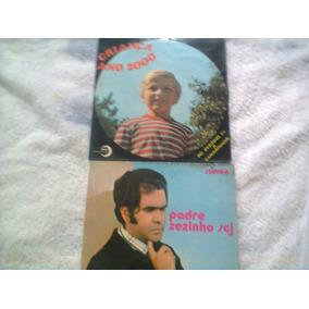 Compacto Padre Zezinho Criança Ano 2000 Cantiga Por
