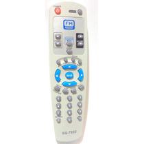 Controle Remoto Tv Gradiente Fm Lote 20 Peças Mod- Sq-7222