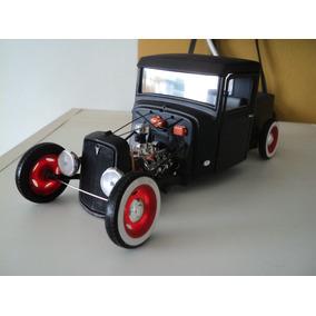 Miniatura Ford Rat Hot Road 1/18 Customizado