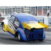 Fusca De Arrancada Flt Turbo Fueltech