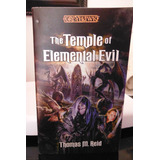 Libro Greyhawk Temple Of Elemental Evil Dungeons & Dragons