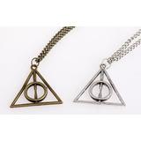 Collar Harry Potter Reliquia De La Muerte