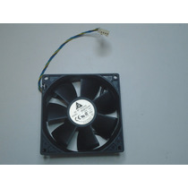 Cooler 12v Delta Aub0912vh 90x90x2,5 Novo 4 Fios