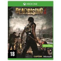 Dead Rising 3 - Xbox One Mídia Física Lacrado Novo Original