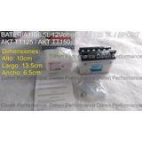 Bateria Hb6.5l-b Akt 125 Sl Akt Tt125 Akt Tt150