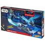 Hot Wheels Star Wars Pista Throne Room Raceway - Mattel