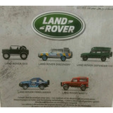 Land Rover Matchbox 5 Pack