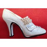 Mini Sapato Em Resinal - Decorativo - A4
