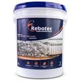 Impermeabilizante Rebotec ® 20kg P/ Laje Reboco Piso Ceramic