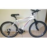 Bicicleta Aro 26 Alum Shimano 21 Marchas