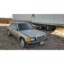 Mercedes Benz 190e Baby Mod.1989 Aut.4 Cil Completo O Partes
