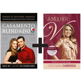 Livro Casamento Blindado + A Mulher V
