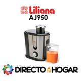 Juguera Extractor Jugo Liliana Nutrijug 500w Aj950 Envios