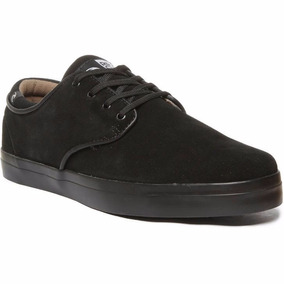 Tênis Rip Curl Snappers Suede 2.0 Full Black