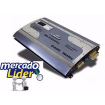 Modulo Amplificador B Buster Bb 2400 Gl 2400w 600rms 4ch