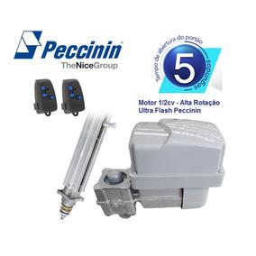 Kit Motor Basculante Ultra Flash Peccinin 1/2cv - Braço 1,5m
