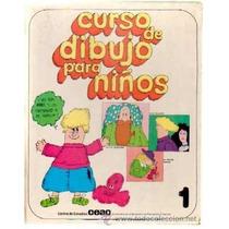 Curso De Dibujo Para Niños Ceac.tomo 11.vintage.1977