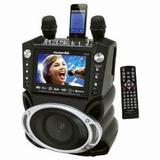 Karaoke Ee.uu. Gf830 Dvd / Cdg / Mp3g Bluetooth Karaoke Play