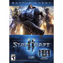 Starcraft Ii Battle Chest - Pc 3 Juegos