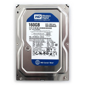 Disco Duro 160gb Sata Pc 3.5 7200rpm Nuevo Sellado Fabrica!