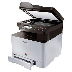 Impresora Samsung Multifuncion Laser Sl - C1860fw Alto Rendi