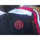 Campera Deportiva De River Plate Todos Los Talles 2 / Xxxxxl