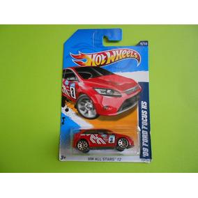 Hot Wheels Carros Nacionais Ford Fcus
