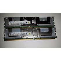 Kit 8gb (2x4gb) Ddr2 Fb-dimm Pc5300 Ecc Servidores E Mac Pro