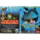 Dvd O Mar Não Esta Pra Peixe, Aventura / Animação, Original
