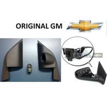 Kit Retrovisor Elétrico Onix Ls Prisma Original Gm 13 14 15